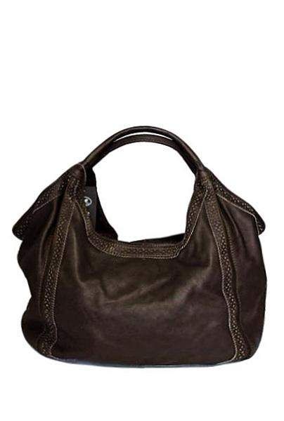 Кожаная женская сумка, Giglio Fiorentino Art 0030-09, Италия.